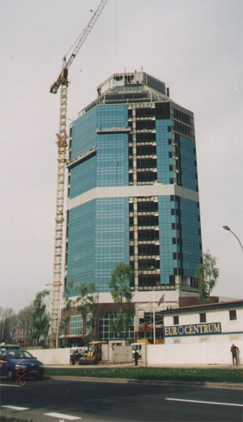 EUROCENTRUM HOTEL & OFFICE COMPLEX