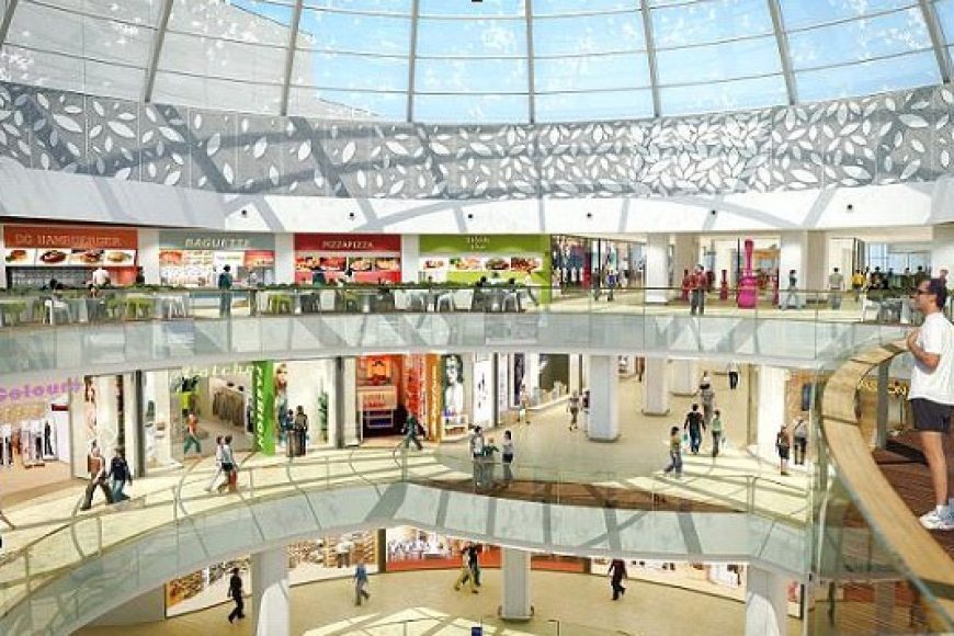 Anchor Group to Renovate Two Bucharest Malls